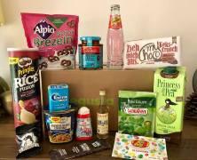 Die Degusta Box Februar Foodbox