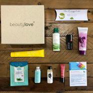 Die beautylove-The Natural Box im August – Powerful Rainforest