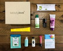 Die beautylove-The Natural Box im August – Powerful Rainforest