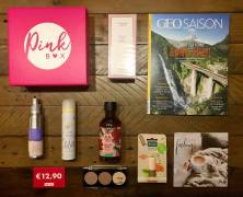 "Die Pink Box im November ""Cosy Feelings"""