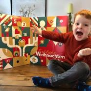 Der Degusta Box XXL Adventskalender 2020