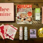 "Die Pink Box im Februar ""Bee Mine"""