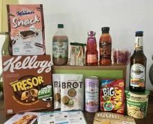 Die Degusta Box im Juli