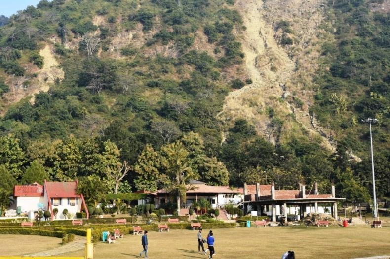 Shivalik Range at Morni Hills