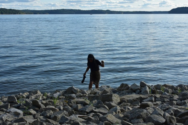Retreating from Lake