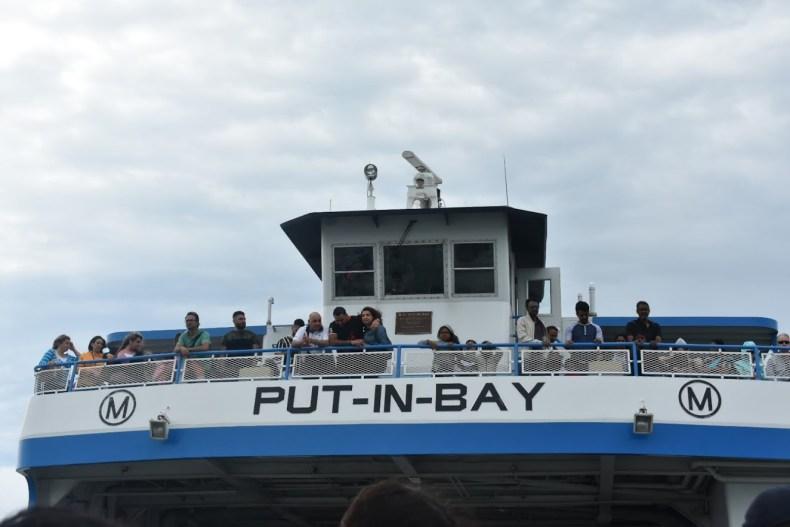 Put-In Bay Ferry