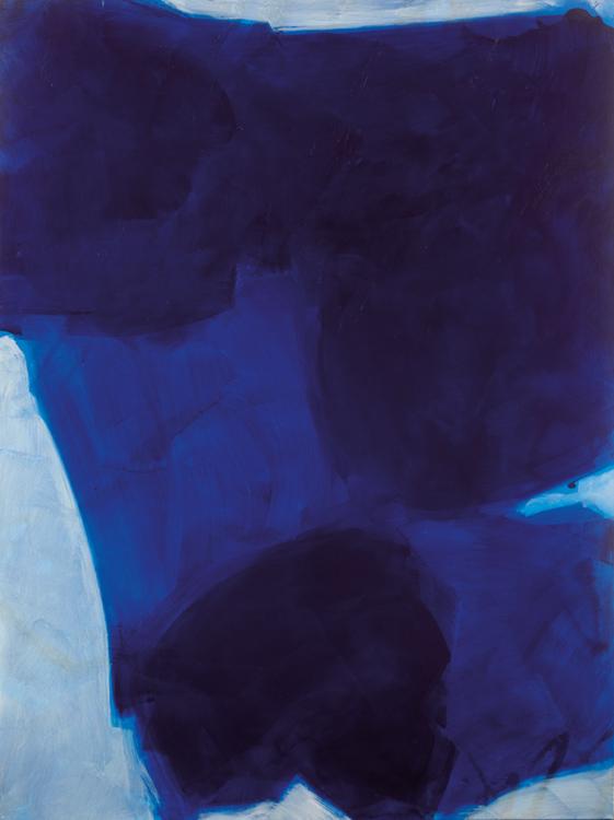 Reinhard Diezl // O.T. Acryl auf Leinwand 2013 // Untitled. Acrylic on canvas 250 x 200 cm