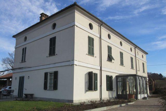 Consolidation des terres avec ValveSystem à Alessandria - Piémont