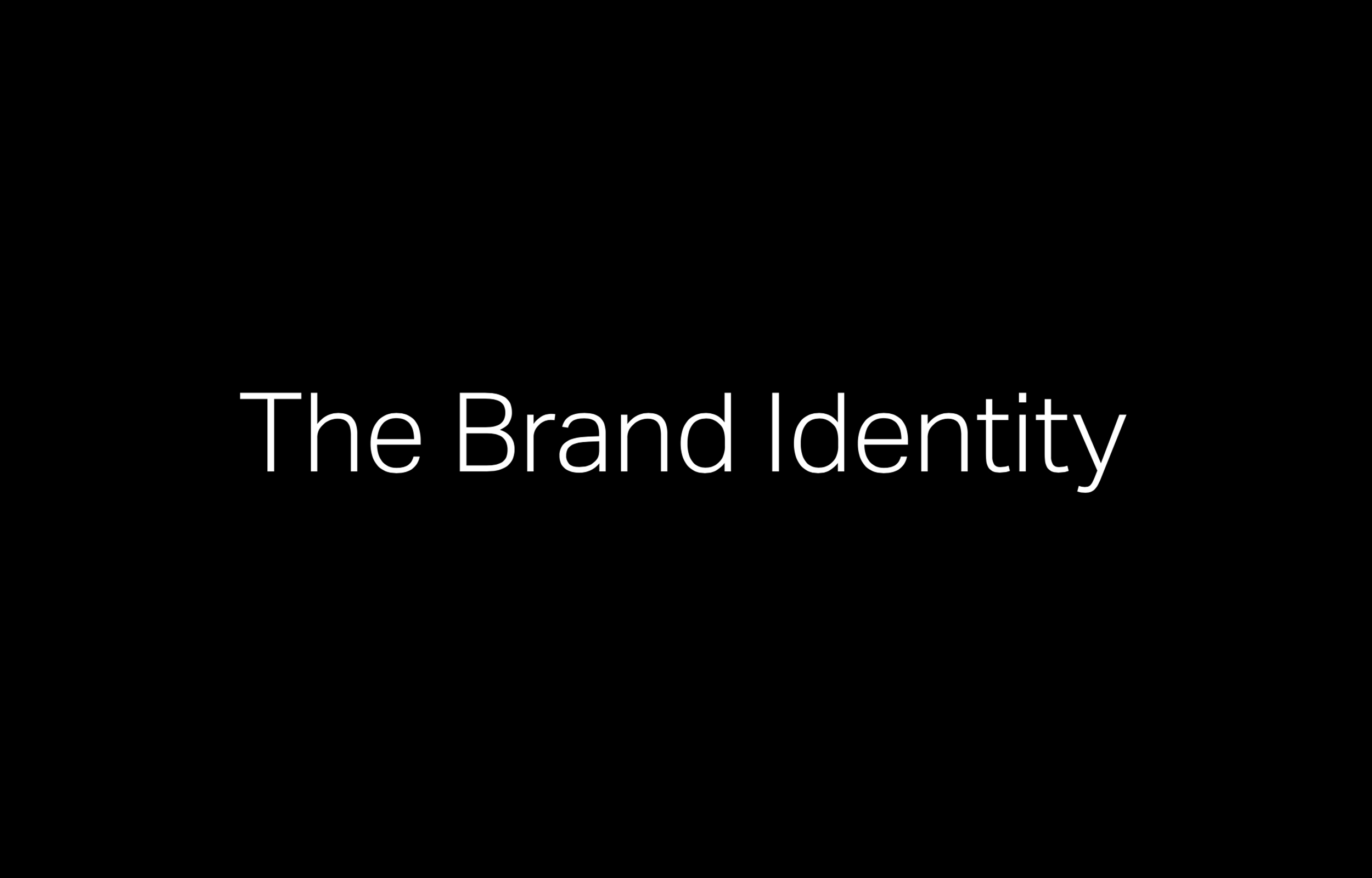 Tio Joe en The Brand Identity