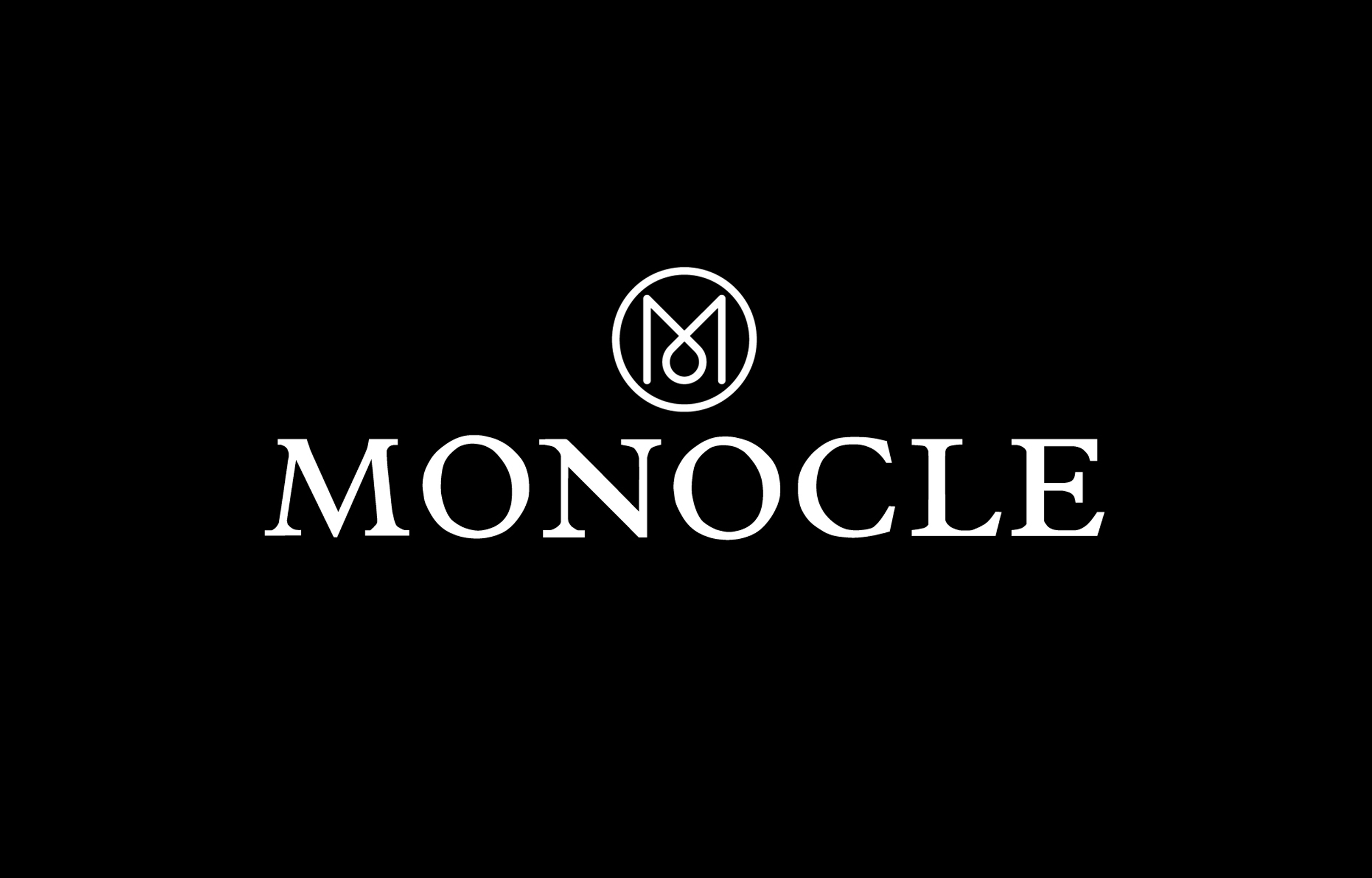 Blondy en Monocle