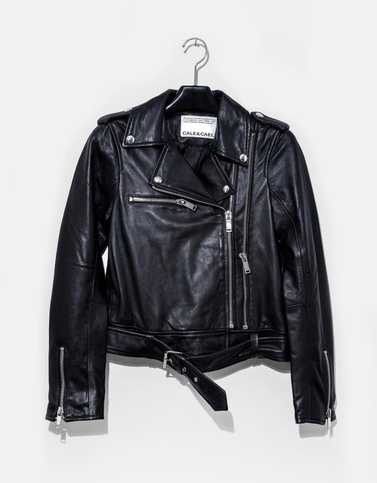Diferente_Cale&Cael_Leather_Jacket
