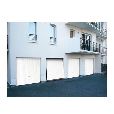 Porte De Garage Basculante Debordante Avec Rails De Guidage Dl Diffam