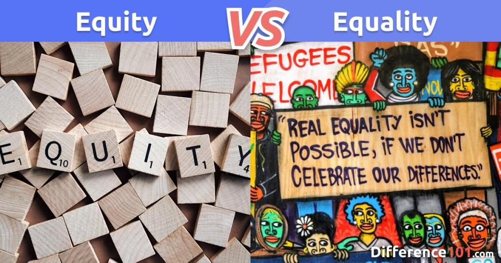 Equity vs. Equality: What's The Difference?