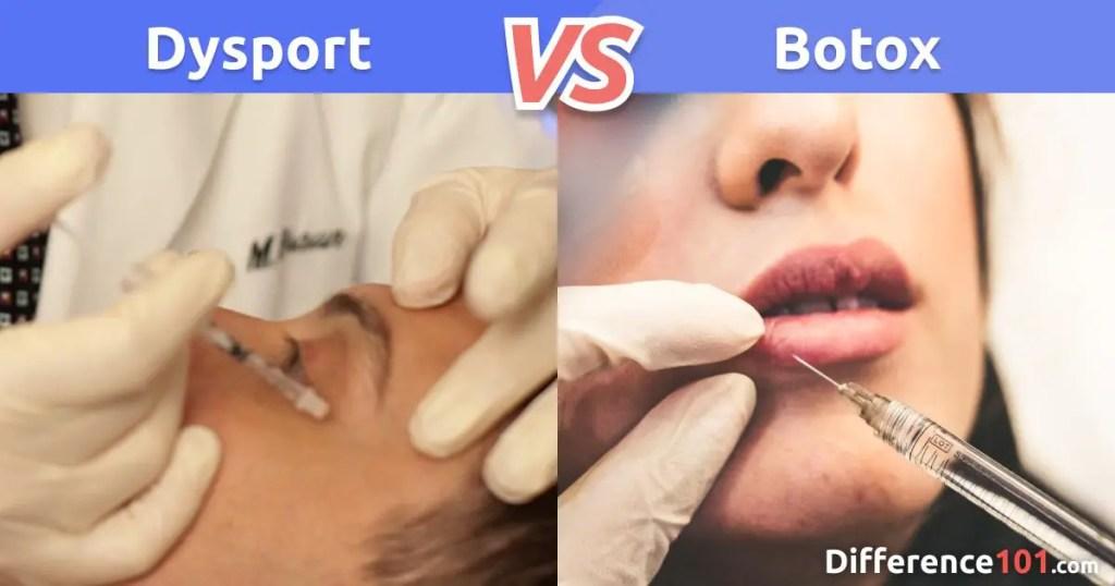 Dysport ou Botox: Qual é a Diferença?