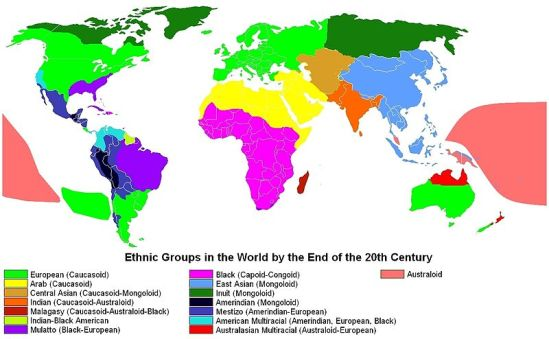 Key Difference Between Race and Ethnicity