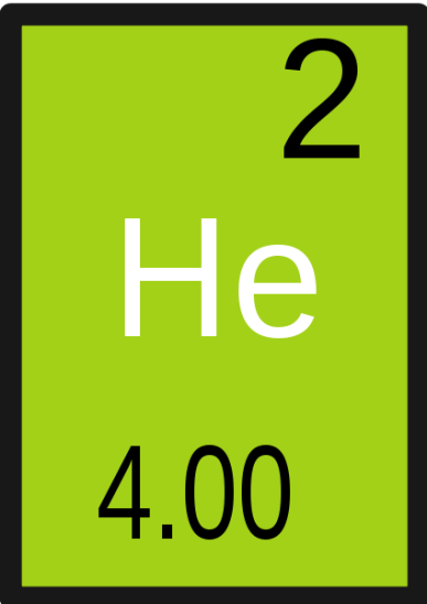 Difference Between Hydrogen and Helium