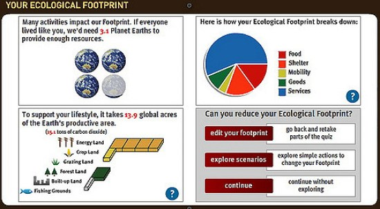 Difference Between Ecological Footprint and Carbon Footprint