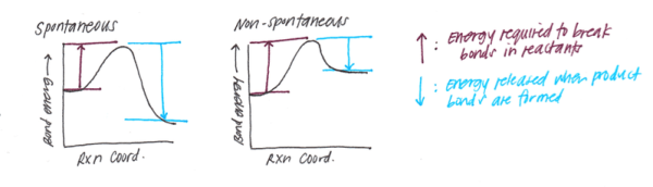 Difference Between Bond Energy and Bond Dissociation Energy