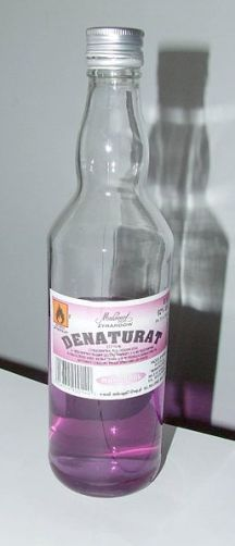 Key Difference Between Isopropyl Alcohol and Denatured Alcohol