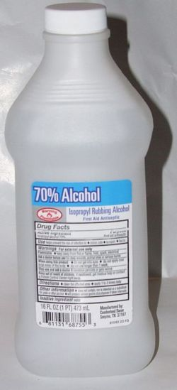 Difference Between Isopropyl and Rubbing Alcohol_Fig 02