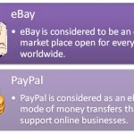 Difference Between eBay and PayPal