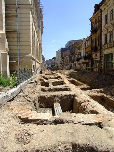 Anthropology vs Archaeology