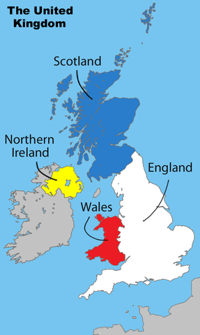 Difference Between Britain and Great Britain