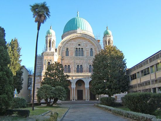 Temple vs  Synagogue