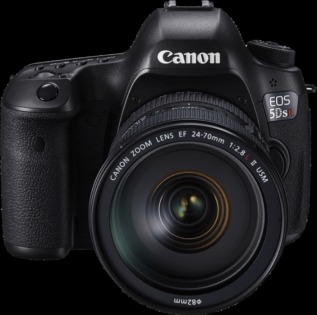 Canon 5DS vs 5DSR Key Difference