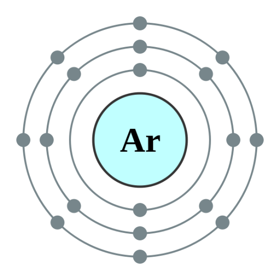 Difference Between Argon and Oxygen