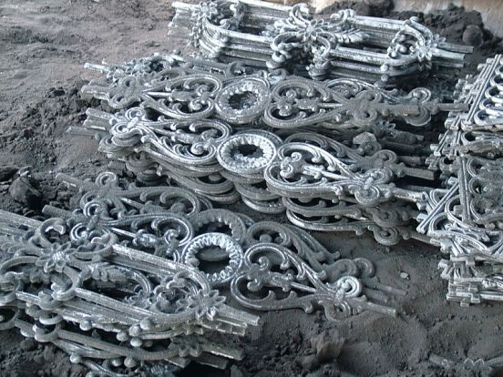 Difference Between Cast Steel and Cast Iron