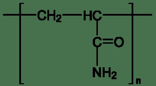 Key Difference - Acrylamide vs Polyacrylamide