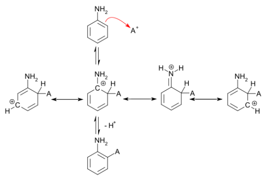 Difference Between Electrophilic and Nucleophilic Substitution
