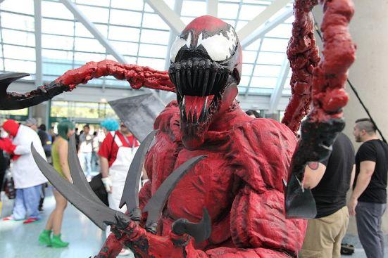 Key Difference - Carnage vs Venom
