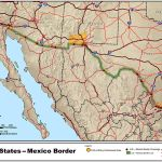 How Long is Mexico Wall