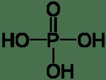 Key Difference Between Phosphorus and Phosphoric Acid