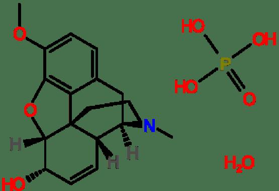 Difference Between Codeine and Codeine Phosphate