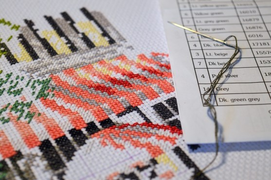 Difference Between Cross Stitch and Embroidery_Figure 3