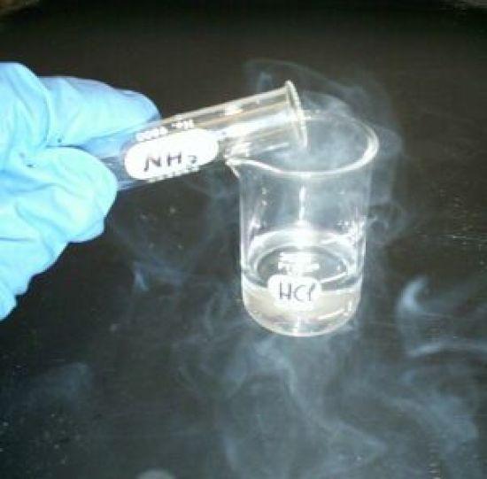 Difference Between Liquid Ammonia and Liquor Ammonia