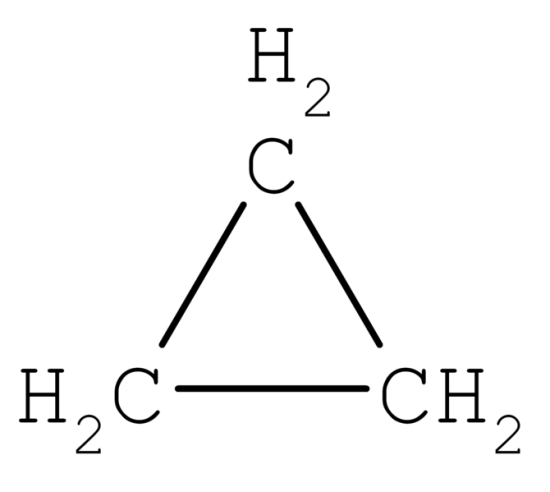 Key Difference - Cyclobutane vs Cyclopropane