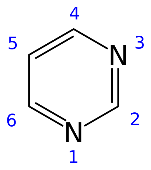 Difference Between Pyridine and Pyrimidine