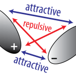 Difference Between Induced Dipole and Permanent Dipole