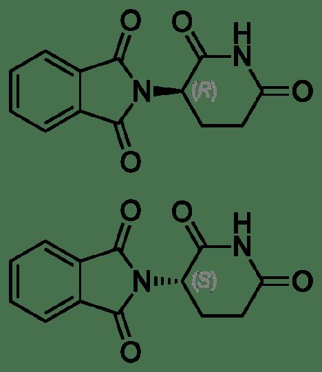 Key Difference - Lenalidomide vs Thalidomide