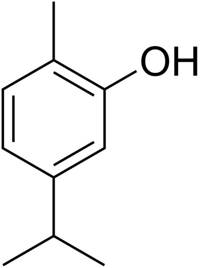 Difference Between Carvacrol and Thymol
