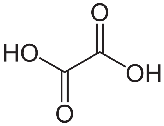 Difference Between Oxalic Acid and Acetic Acid