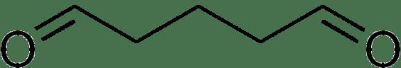 Key Difference - Formaldehyde vs Glutaraldehyde