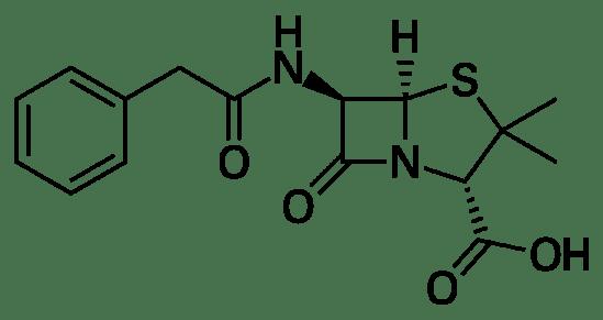 Penicillin G vs Penicillin V in Tabular Form