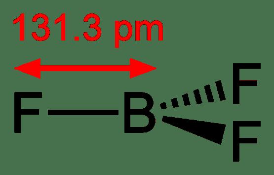 Ammonia vs Boron Trifluoride