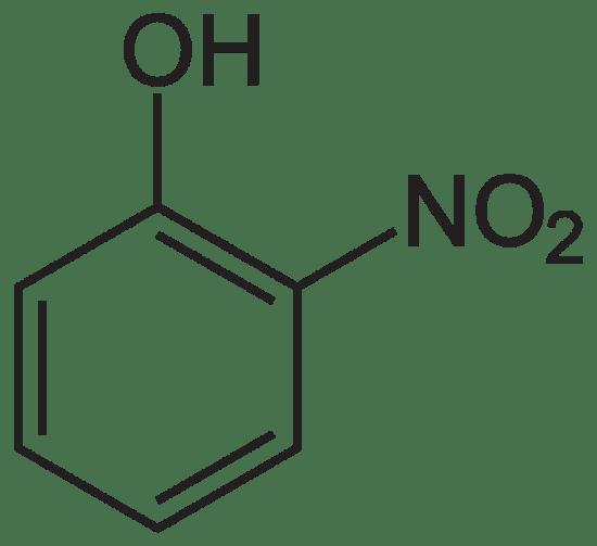 Ortho vs Para Nitrophenol in Tabular Form