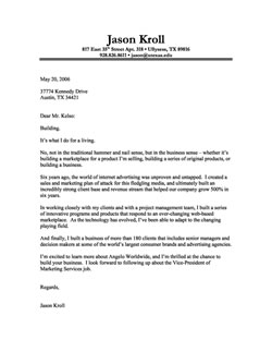 letter and letter of cover letter vs letter of